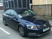 Volkswagen Passat 2011 sports diesel tdi 170 bhp pco cheap car