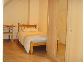 Nice Single Room Near Morden Tube Station