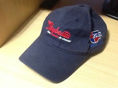 Raybestos Chassis Carquest Auto Parts Navy Blue Mens Rare Hat  Embroidered