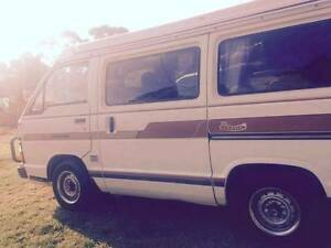 1984 Toyota Hiace Pop-top Campervan Barwon Heads Outer Geelong Preview