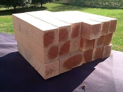Premium Smoker Wood Chunks Competition Grade Cherry Jumbo Grilling Sticks