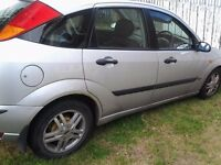 ford focus petrol no mot may swap or px