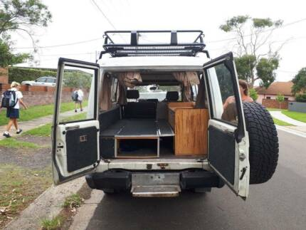 Toyota Troopcarrier non-turbo diesel Cronulla Sutherland Area Preview