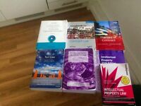 Following Law Books for sell