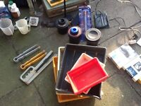 Complete Darkroom Equipment For Sale