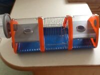 Large hamster cage with bundle of accessories- great starter kit