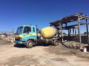 mini mix cement $200 per cubic metre and  landscape supplies Springwood Logan Area Preview