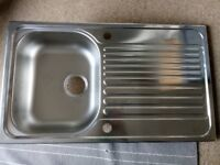 Blanco Toga 45 S 1.0 Stainless Steel 18/10 Single Kitchen Sink