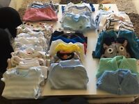 Baby Clothes 0-3 months for sale