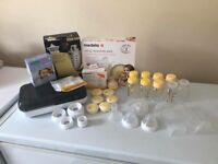 Medela Swing Essentials Pack and Accessories