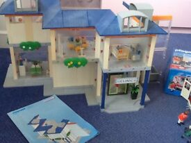 Playmobil Hospital & Ambulance