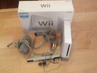 Wii Huge Mega Bundle inc console Guitar Hero DJ Hero Wii Fit and many games