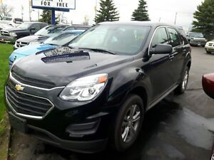 2016 Chevrolet Equinox LS AWD - Like NEW with only 3000kms!!