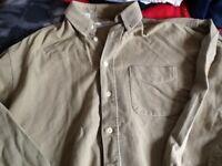 Mens Ben Sherman shirt 100% cotton