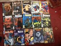 Joblot of 23 dc and marvel comics