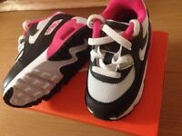 Infant Nike Air Max Trainers