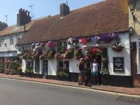 CHEF REQUIRED FOR AWARD-WINNING PUB