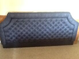 Kingsize Upholstered Headboard