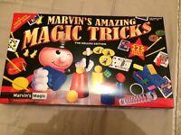 marvin's amazing magic tricks set