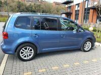 Volkswagen, TOURAN, MPV, 2011, Manual, 1598 (cc), 5 doors