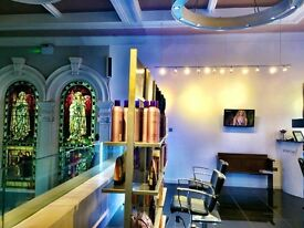 HAIR STYLISTS REQUIRED - Chair Rental in Stunning Boutique Salon