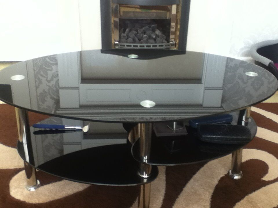 Matching Tv Stand Coffee Table And Side