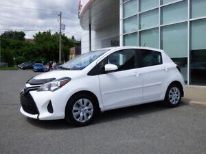Toyota Yaris Hayon LE - 5 portes - Automatique - Air climatisé