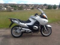 BMW R1209RT Excellent condition 5,600 Ono.