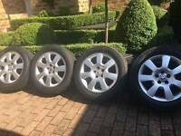 "VW Beetle 16"" Alloys (Will fit other VW models)"