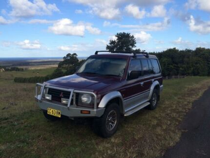 1992 Mitsubishi Pajero Wagon Bondi Junction Eastern Suburbs Preview