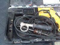 Dewalt 240v Hammer Drill