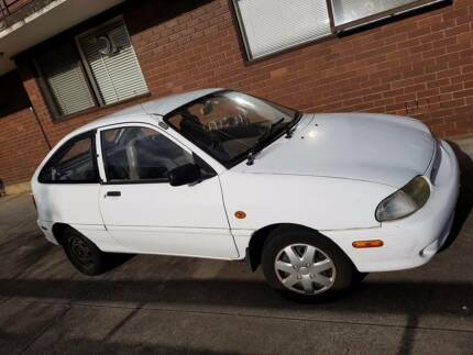 GREAT DEAL 1998 Ford Festiva Hatchback in *good condition