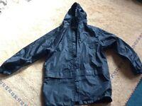 rain jacket for p6-7 kids