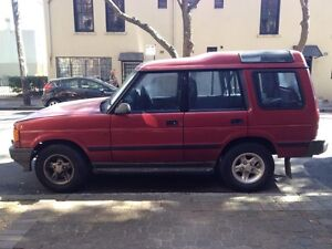 Land Rover Discovery 1999 Rego till Nov Chippendale Inner Sydney Preview