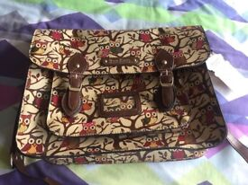 Anna Smith New York owl Satchel