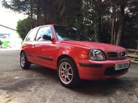 !! GRAB BARGAIN !! RED MICRA !! 1L PETROL !! CHEAP ON FUEL AND INSURANCE !! PX WELCOME