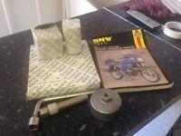 BMW K100 K75 Full OEM Service, Haynes Manual and Oem Tools