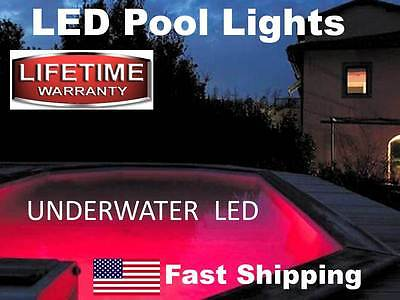 Swimming Pool Supplies - Wholesale UNDERWATER Submersible Accent LED lights NEW