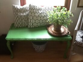 Vintage Coffee Table/ Bench