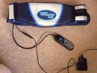 VIBRATING WEIGHT LOSS & TONING BELT - NEW AND GREAT CONDITION