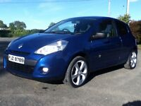 *!*BARGAIN*!* 2010 Renault Clio 1.2 16v Extreme **FULL YEARS MOT** **CHEAP INSURANCE** **HPI CLEAR**
