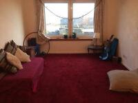 Single room in 2 bedroom flat in Burntisland commuting distance from Edinburgh £210p/m