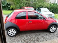 ford ka studio 2007 £900ono 12 MONTH MOT