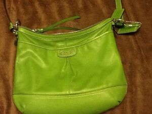 Authentic Coach Crossbody For Sale