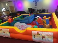 KIDS SOFTPLAY HIRE * not bouncy castle * Glasgow