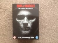 Sons of Anarchy Box Set