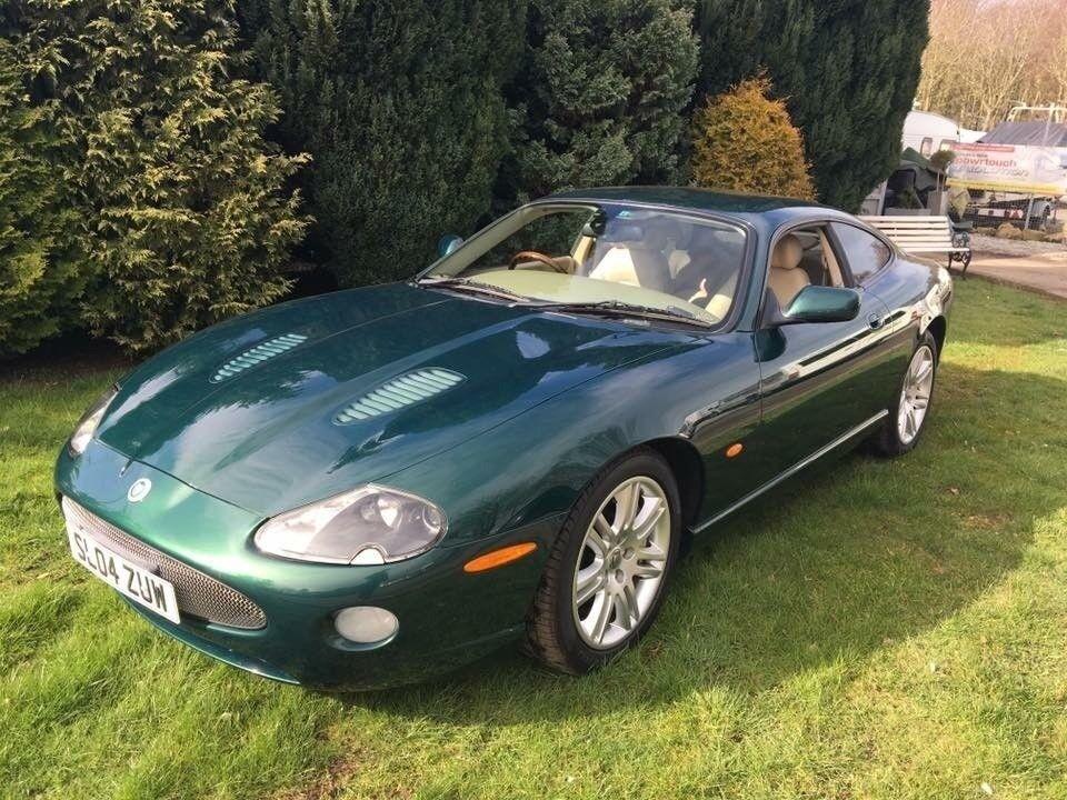 Jaguar XKR Coupe, 4.2 Litre, Supercharged V8, British ...
