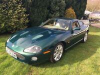 Jaguar XKR Coupe, 4.2 Litre, Supercharged V8, British Racing Green, Japanese Import