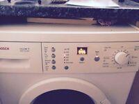 Bosch wash machines