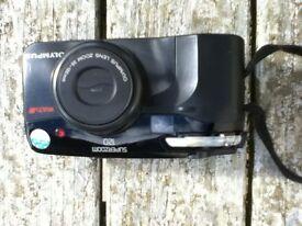 Superzoom 120 Olympus film camera